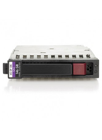 HP 146GB 6G SAS 15K rpm SFF (2.5-inch) Dual Port Enterprise HDD