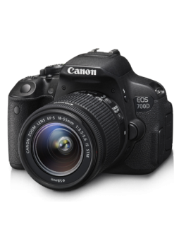 Canon EOS 700D Kit (EF-S18-55 IS STM)