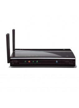 Buffalo WZR-HP-AG300H AirStation™ HighPower N600 Gigabit Dual Band Wireless Router