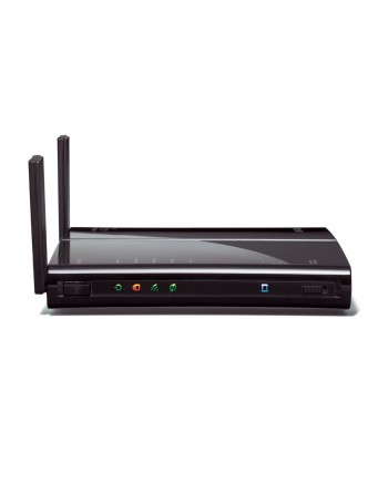 Buffalo WZR-HP-G300NH2 AirStation HighPower N300 Gigabit Wireless Router