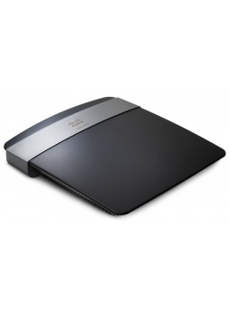 Linksys E2500 Wireless N Router Dualband (2.4Ghz,5 Ghz)