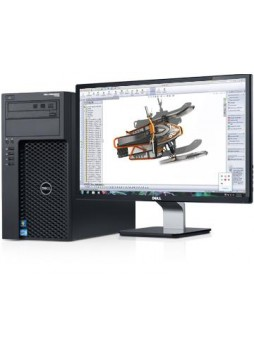DELL Precision T1700MT Workstation - Core i7-4790