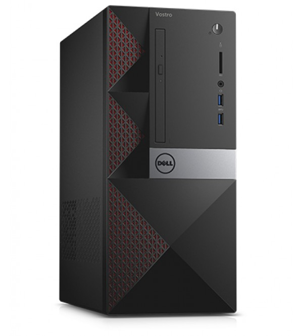 DELL Vostro 3650MT (Mini Tower),Core i7-6700,VGA 2GB,Ram 16GB