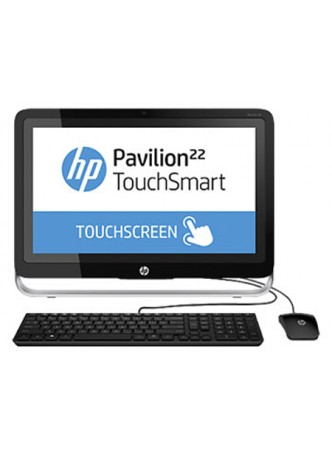 HP Pavilion 22-H001D Touch Smart All-in-one Core i3-4150,RAM 4GB, 500GB