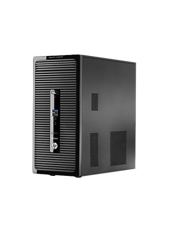 HP ProDesk 400 G2 MT(Mini Tower),Core i3-4150