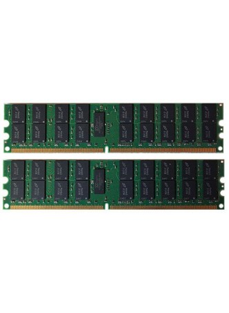 DDR2-533-667 PC2-4200-5300 1GB, 240p DIMM, ECC-Server