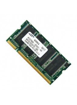 DDRAM - 256MB Samsung,Hynix Bus 333,266 (PC 2700,2100) cho laptop